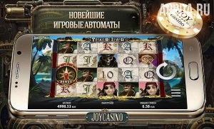 Download JoyCasino Android Casino with Slot Machines APK Info :