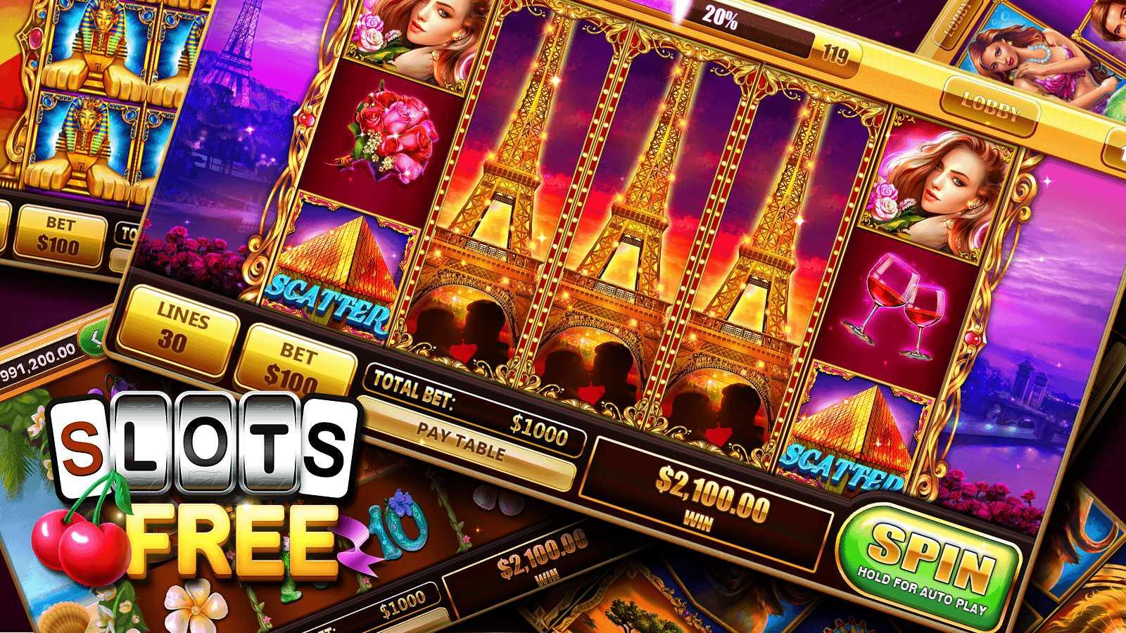 play free casino slot games online